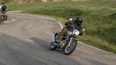 Royal Enfield Bullet Trials in azione ai Wild Days
