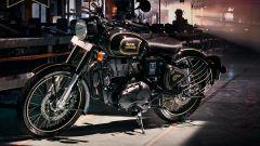 Royal Enfield Classic 500, 1.000 esemplari per la Tribute Black