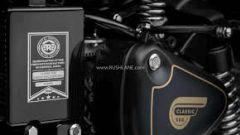 Royal Enfield Classic 500, ecco la Tribute Black - Immagine: 4