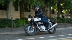 Royal Enfield Continental GT 650 in azione