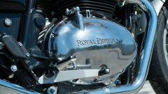 Royal Enfield Interceptor 650: piacciono i carter cromati