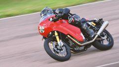 Royal Enfield Nought Tea: racer rétro con lo zampino di Harris - Immagine: 1