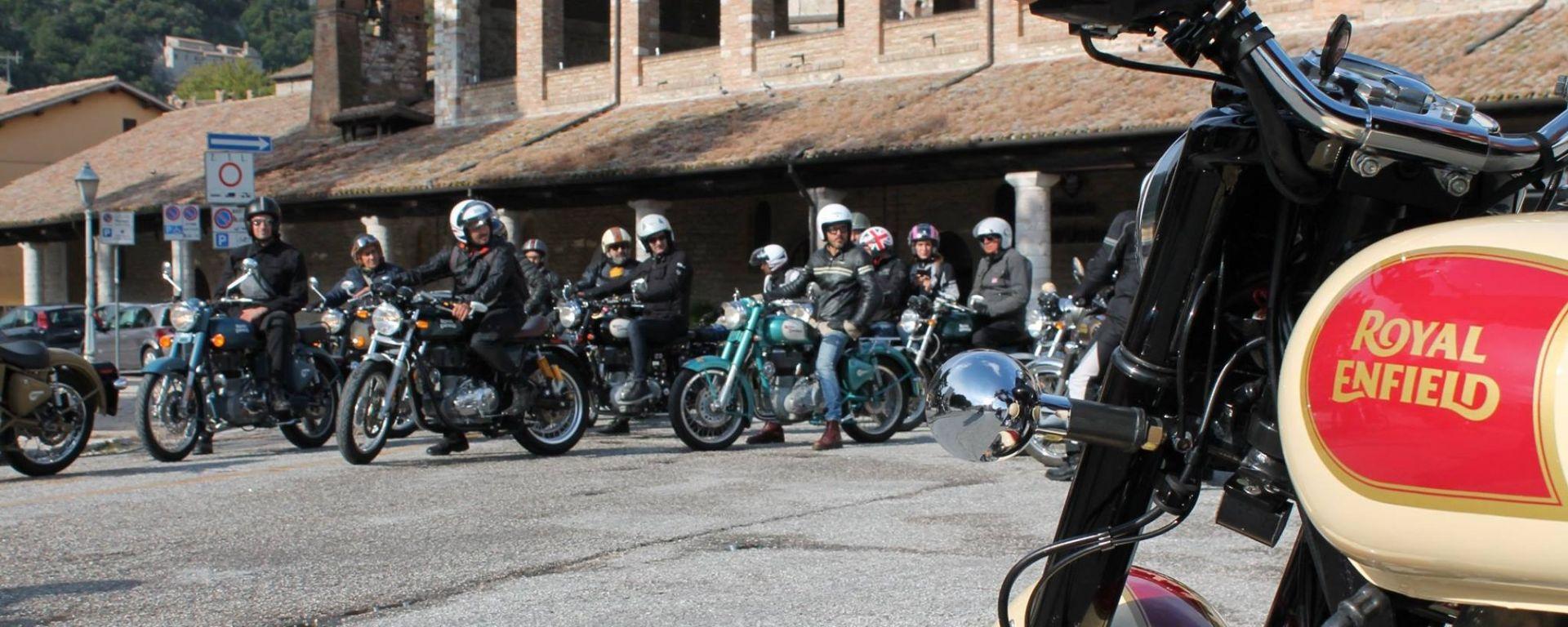 Royal Enfield Italian Meeting: musica, moto e buon cibo