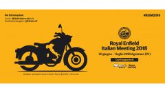 Royal Enfield Italian Meeting: musica, moto e buon cibo - Immagine: 3
