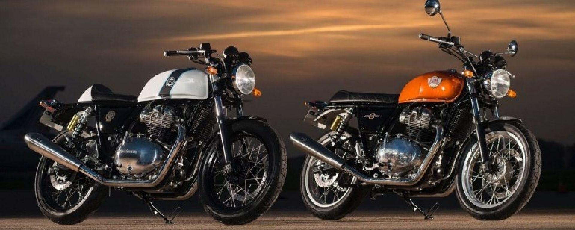 Royal Enfield: slitta il debutto di Continental e Interceptor