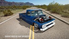 Twin Turbo LS Powered 1964 GMC Pickup - Immagine: 3
