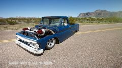 Twin Turbo LS Powered 1964 GMC Pickup - Immagine: 4