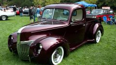 1941 Ford Pickup :: Interview with Owner David Pozzi - Immagine: 2