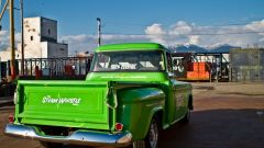 (VIDEO) Retro Electro Apache 1958, a vintage electric pickup - Immagine: 2