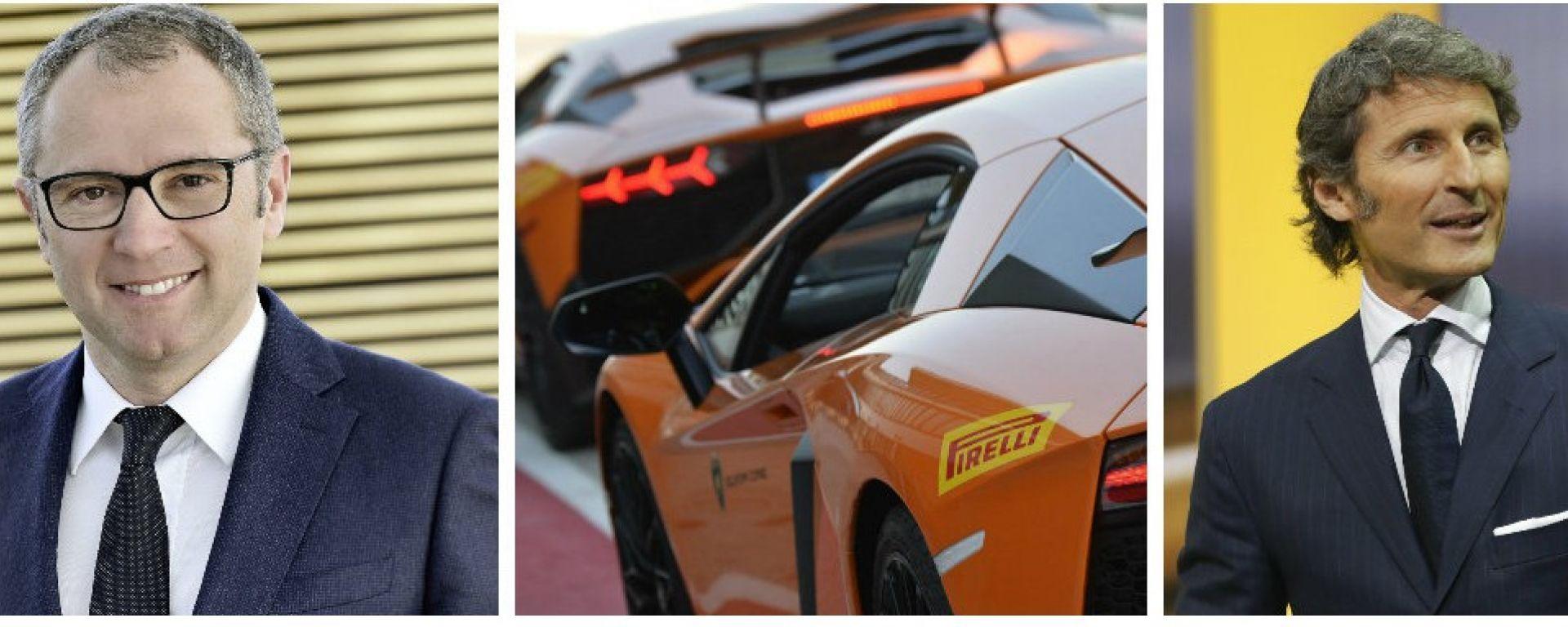 Stefano Domenicali: da Ferrari a Lamborghini