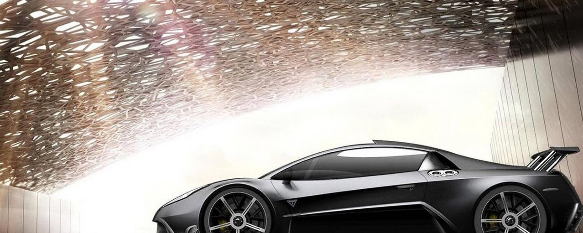 Forego T700 Supercar