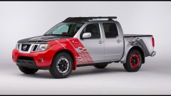 Nissan Frontier Diesel Runner Concept - Immagine: 3