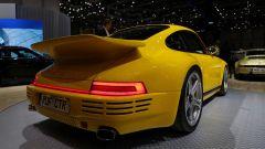 RUF Yellowbird 2017: il motore è un 3.6 litri da 700 CV