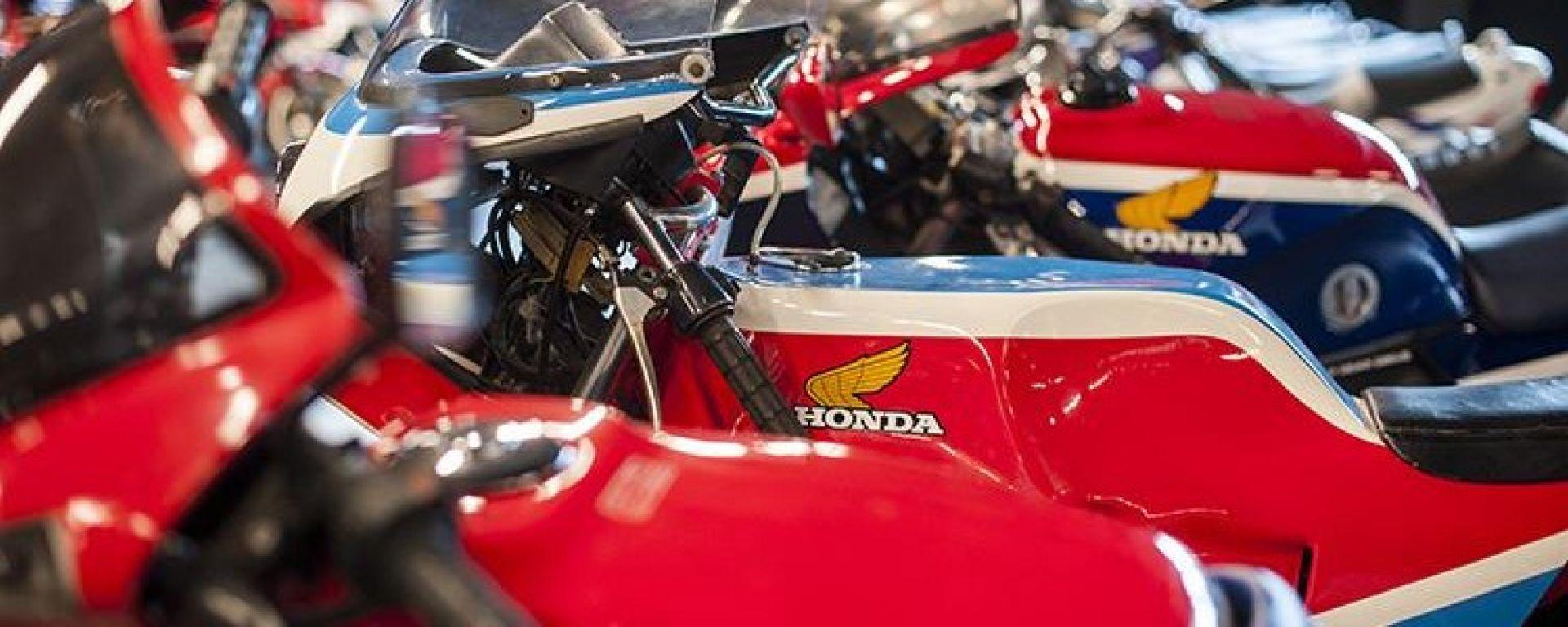 Ruote da Sogno, Honda d'epoca