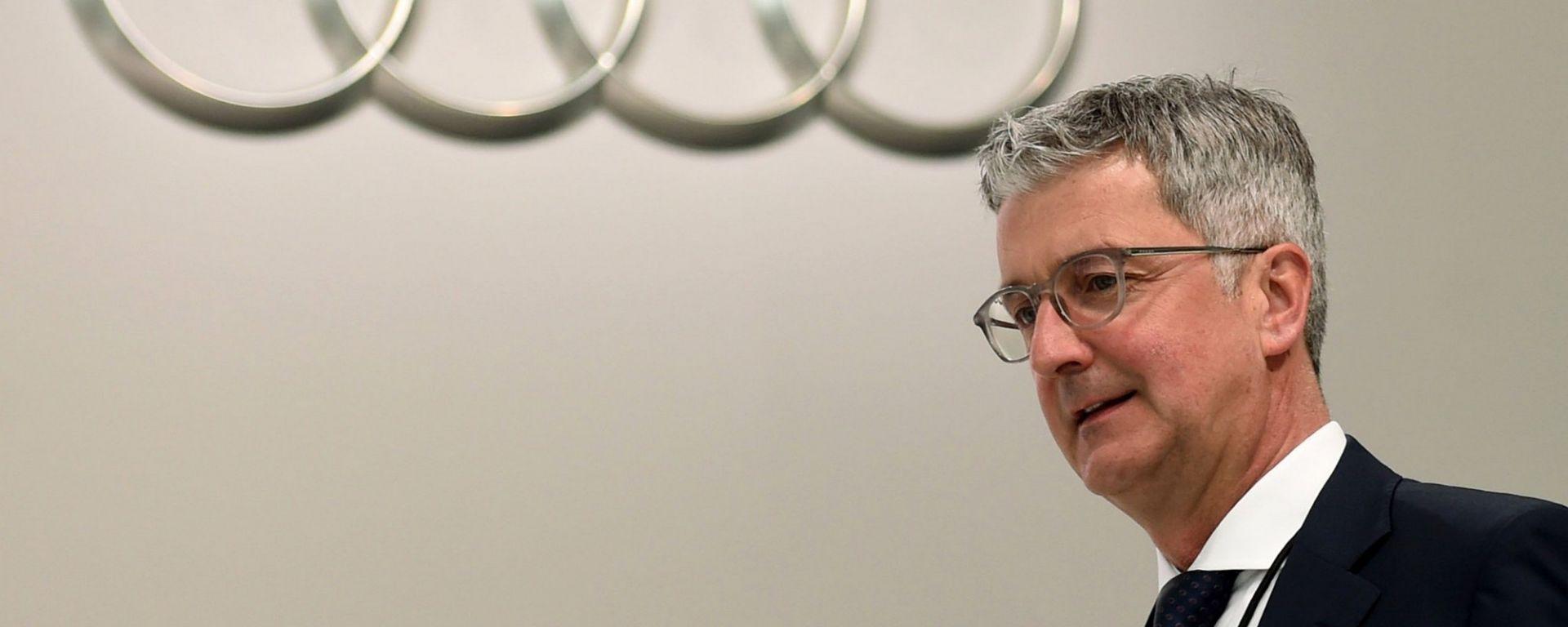 Rupert Stadler, ex Ceo Audi
