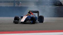 Ryo Haryanto in forte difficoltà sui saliscendi del GP d'Austria