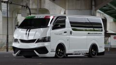 S.A.D. Custom Japan Stinger 200 HiAce - Immagine: 2