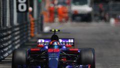Sainz Jr - F1 2017 GP Monaco