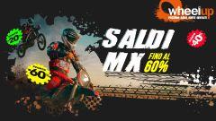 Wheelup offroad: fino al 60% sconto abbigliamento accessori moto