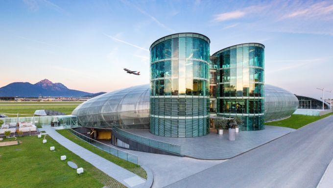 Salisburgo Red Bull Hangar 7: qui sarà presentata il 14 febbraio la nuova Alpha Tauri