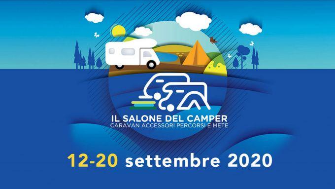 Salone del Camper 2020: la locandina