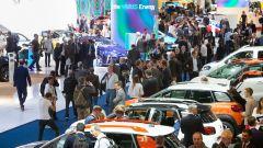 Salone dell'auto di Francoforte 2017, gli stand