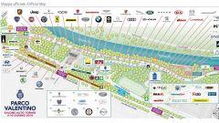Salone dell'auto di Torino 2018: la mappa degli espositori al Parco Valentino