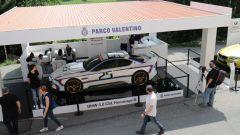 Salone dell'auto di Torino Parco Valentino: c'è anche la BMW 3.0 CSL Hommage-R