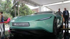 Salone dell'auto di Torino Parco Valentino: la Idea Institute E-Legante
