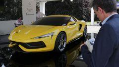 Salone dell'auto di Torino Parco Valentino: la Model5 Genesi