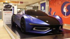 Salone dell'Auto Parco Valentino: la concept Syrma di IED Torino