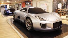 Salone dell'Auto Parco Valentino: la Gumpert Tornante di Touring Superleggera