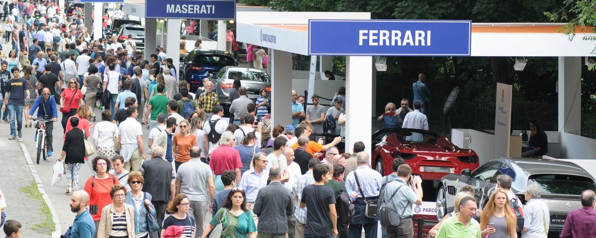Salone dell'Auto Parco Valentino: l'edizione 2017 si svolgerà dal 7 all'11 giugno 2017