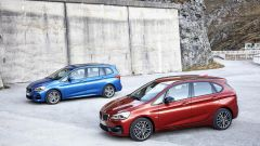 BMW Serie 2 Active Tourer e Grand Tourer: a Ginevra il facelift  - Immagine: 2