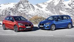 BMW Serie 2 Active Tourer e Grand Tourer: a Ginevra il facelift  - Immagine: 1