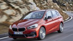 BMW Serie 2 Active Tourer e Grand Tourer: a Ginevra il facelift  - Immagine: 5