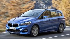 BMW Serie 2 Active Tourer e Grand Tourer: a Ginevra il facelift  - Immagine: 8