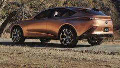 Lexus LF-1 Limitless Concept: a Detroit la nuova LX? - Immagine: 4