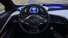 Lexus LF-1 Limitless Concept: a Detroit la nuova LX? - Immagine: 11