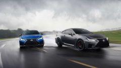 Detroit 2019, Lexus RC F restyling: ibrida? No, V8! - Immagine: 1