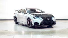 Detroit 2019, Lexus RC F restyling: ibrida? No, V8! - Immagine: 3