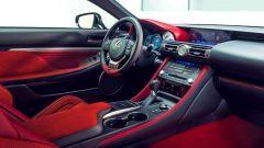 Detroit 2019, Lexus RC F restyling: ibrida? No, V8! - Immagine: 5