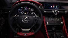 Detroit 2019, Lexus RC F restyling: ibrida? No, V8! - Immagine: 7
