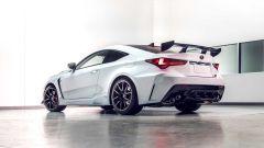 Detroit 2019, Lexus RC F restyling: ibrida? No, V8! - Immagine: 8