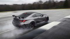 Detroit 2019, Lexus RC F restyling: ibrida? No, V8! - Immagine: 9