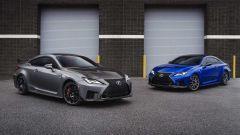Detroit 2019, Lexus RC F restyling: ibrida? No, V8! - Immagine: 10