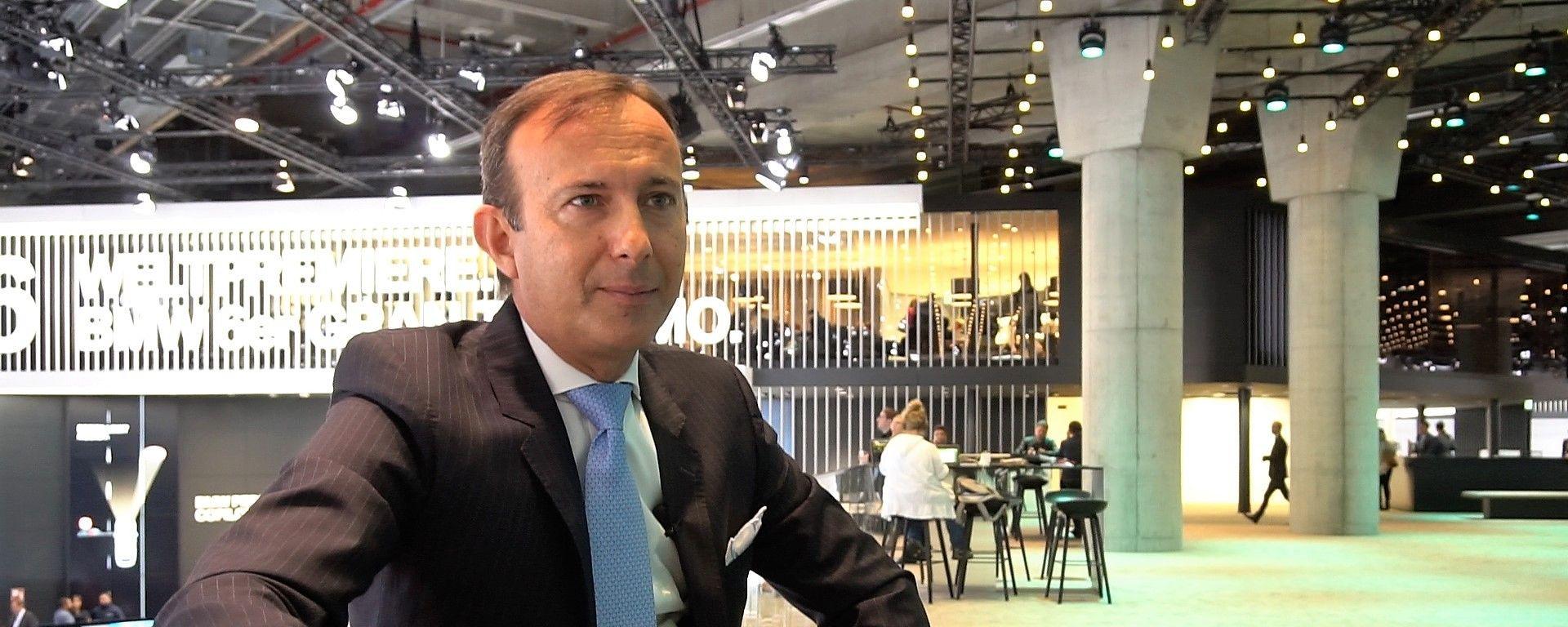 Le novità BMW raccontate da Sergio Solero, presidente e ad BMW Italia