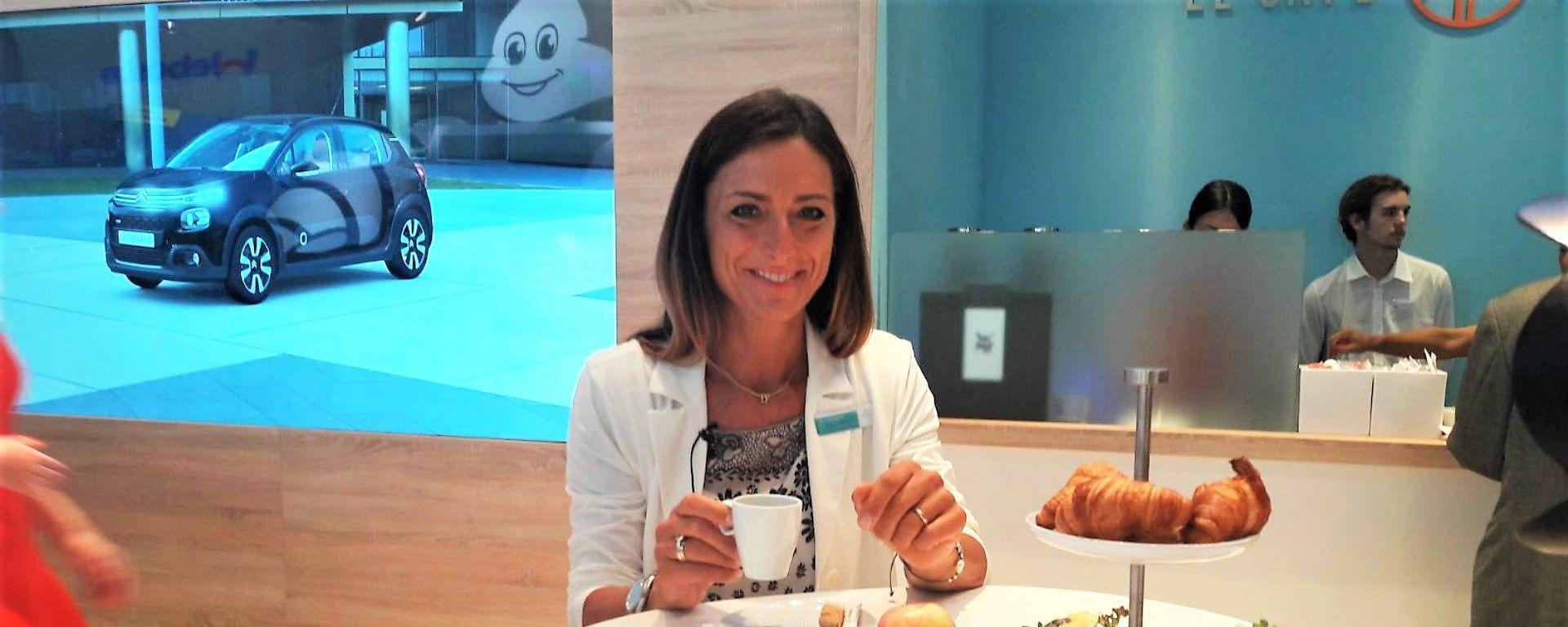 Le novità Citroen raccontate da Elena Fumagalli, Responsabile Comunicazione di Citroen Italia