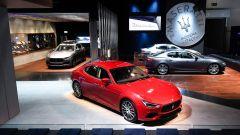 Maserati al Salone di Francoforte: nuova Ghibli, ma non solo - Immagine: 2