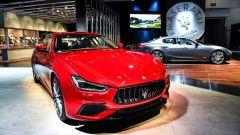 Maserati al Salone di Francoforte: nuova Ghibli, ma non solo - Immagine: 4
